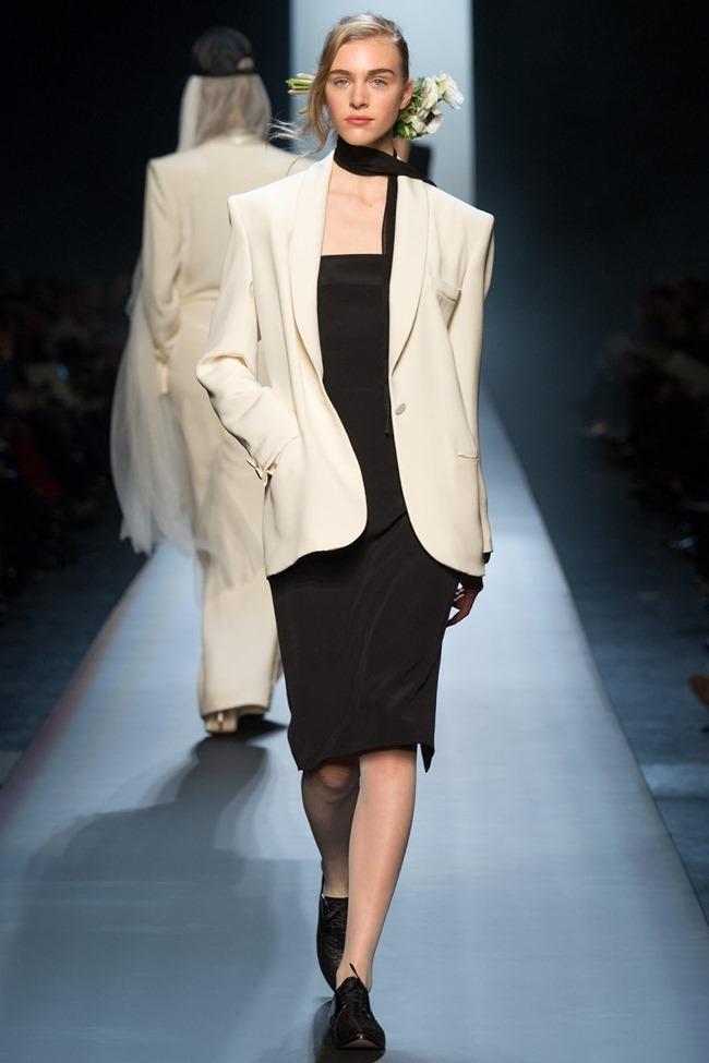 PARIS HAUTE COUTURE Jean Paul Gaultier Haute Couture Spring 2015. www.imageamplified.com, Image Amplified (4)