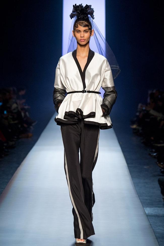 PARIS HAUTE COUTURE Jean Paul Gaultier Haute Couture Spring 2015. www.imageamplified.com, Image Amplified (11)