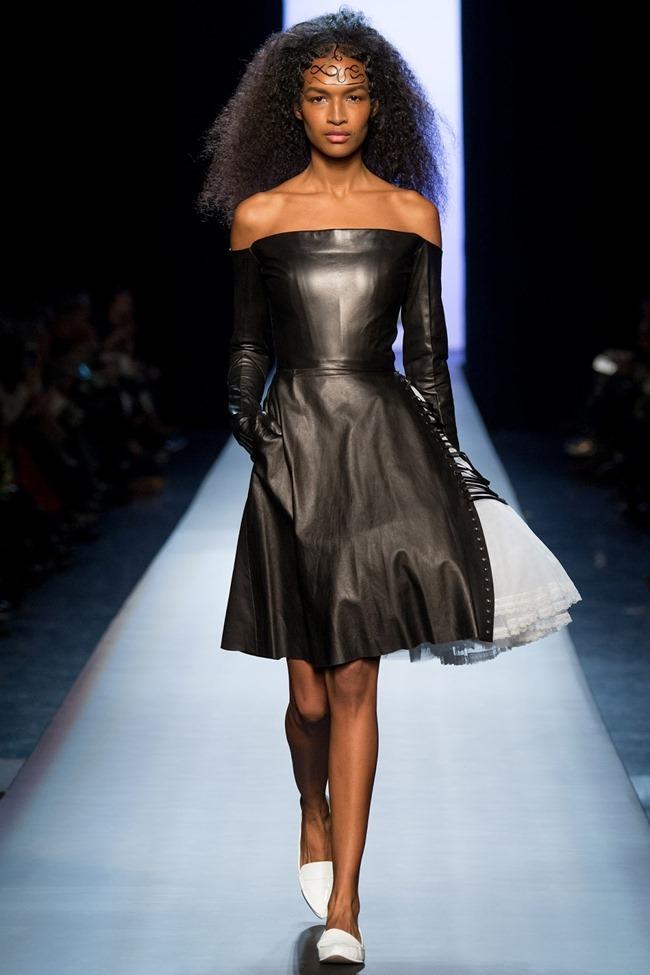 PARIS HAUTE COUTURE Jean Paul Gaultier Haute Couture Spring 2015. www.imageamplified.com, Image Amplified (21)