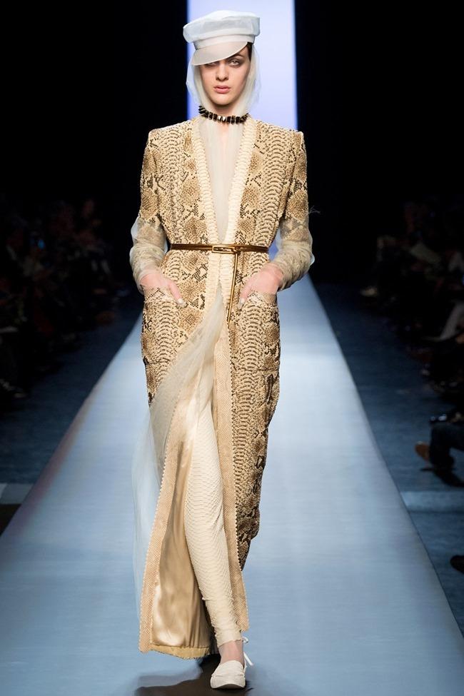 PARIS HAUTE COUTURE Jean Paul Gaultier Haute Couture Spring 2015. www.imageamplified.com, Image Amplified (26)