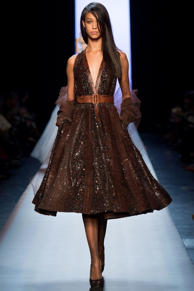 PARIS HAUTE COUTURE Jean Paul Gaultier Haute Couture Spring 2015. www.imageamplified.com, Image Amplified (28)