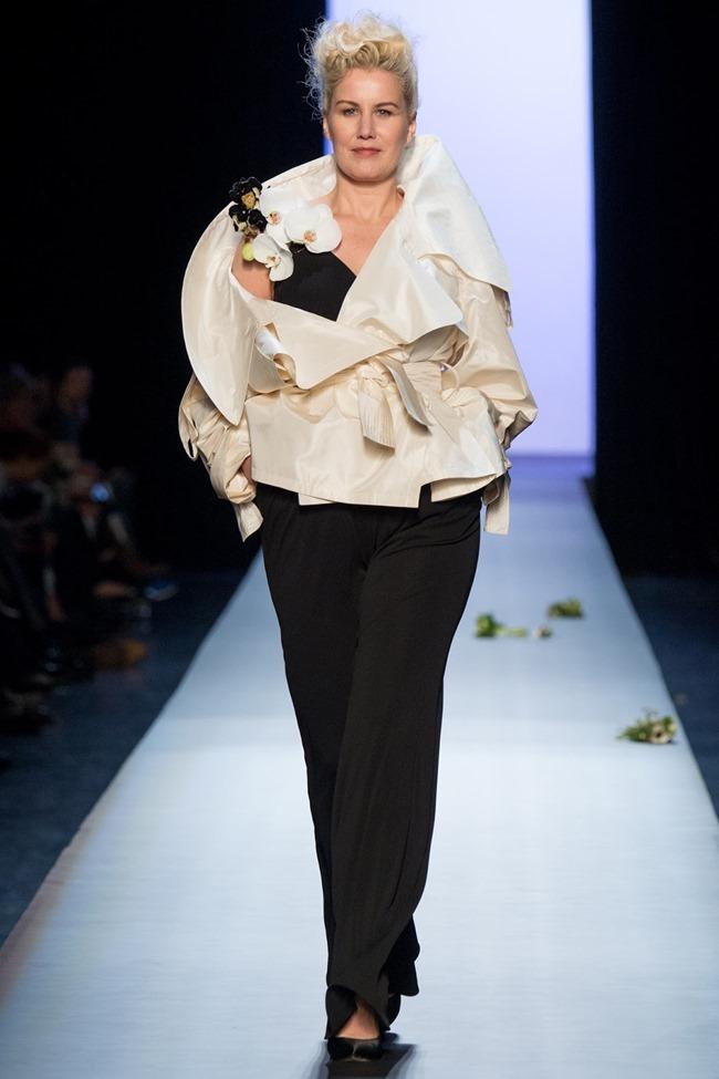 PARIS HAUTE COUTURE Jean Paul Gaultier Haute Couture Spring 2015. www.imageamplified.com, Image Amplified (30)