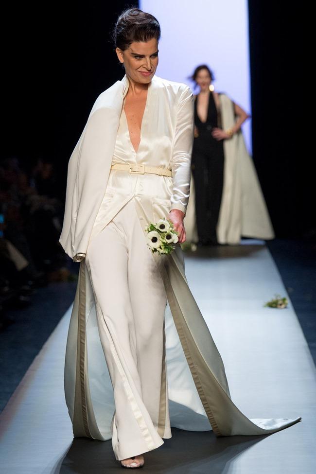 PARIS HAUTE COUTURE Jean Paul Gaultier Haute Couture Spring 2015. www.imageamplified.com, Image Amplified (32)