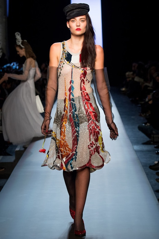 PARIS HAUTE COUTURE Jean Paul Gaultier Haute Couture Spring 2015. www.imageamplified.com, Image Amplified (40)