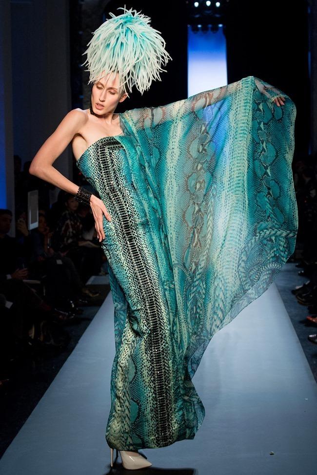 PARIS HAUTE COUTURE Jean Paul Gaultier Haute Couture Spring 2015. www.imageamplified.com, Image Amplified (50)