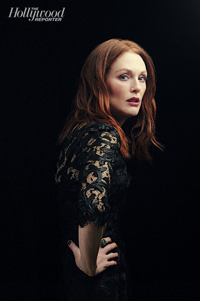 THE HOLLYWOOD REPORTER Julianne Moore by Miler Mobley. February 2015, www.imageamplified.com, Image Amplified (2)