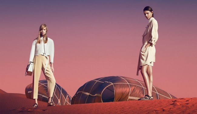 CAMPAIGN Adrien Sahores, Binx Walton & Lexi Boling for Hugo Spring 2015 by Pierre Debusschere. Tom Van Dorpe, www.imageamplified.com, Image Amplified (1)