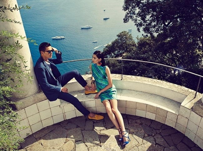 CAMPAIGN Dae Na & Bonnie Chan for Shanghai Tang Spring 2015. www.imageamplified.com, Image Amplified (7)