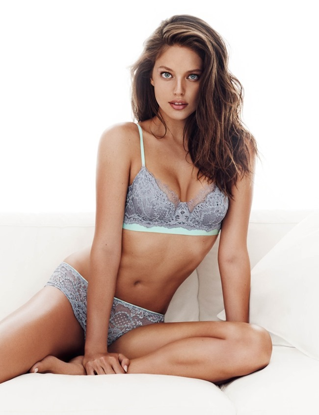 CAMPAIGN Emily DiDonato for H&M LIngerie 2015. www.imageamplified.com, Image Amplified (3)