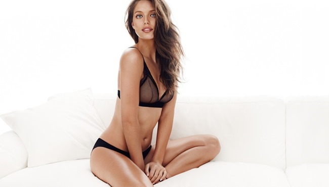 CAMPAIGN Emily DiDonato for H&M LIngerie 2015. www.imageamplified.com, Image Amplified (5)