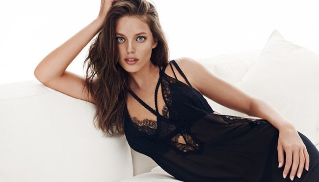 CAMPAIGN Emily DiDonato for H&M LIngerie 2015. www.imageamplified.com, Image Amplified (2)