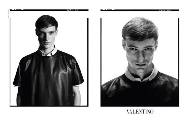 CAMPAIGN George Barnett, Matthieu Gregoire & Tommaso de Benedictis for Valentino Spring 2015. www.imageamplified.com, Image Amplified (8)