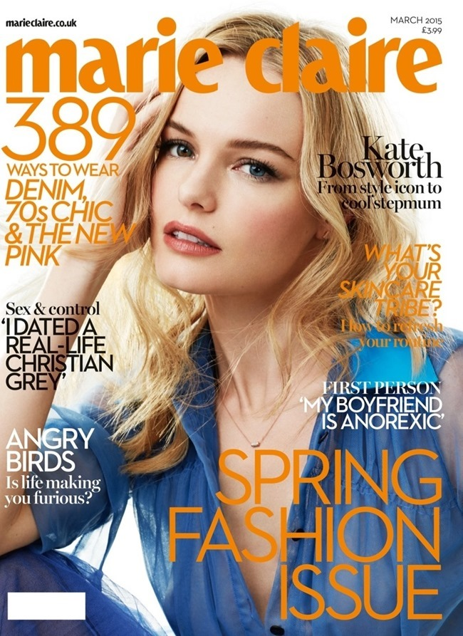 MARIE CLAIRE UK Kate Bosworth by David Roemer. April Hughes, March 2015, www.imageamplified.com, Image Amplified (1)