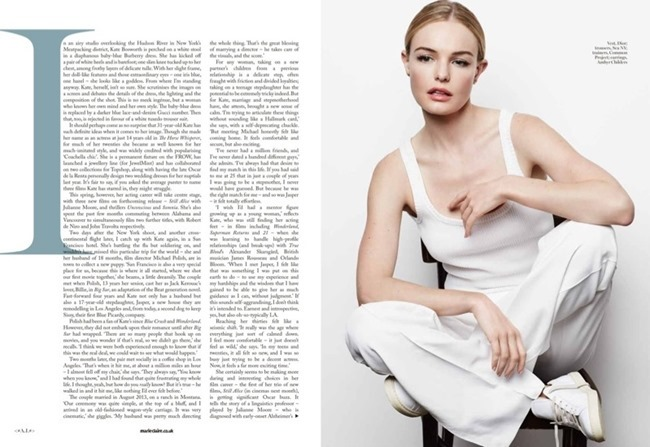 MARIE CLAIRE UK Kate Bosworth by David Roemer. April Hughes, March 2015, www.imageamplified.com, Image Amplified (5)