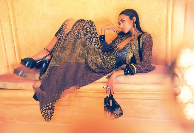 PORTER MAGAZINE Anais Mali by David Bellemere. Melanie Huynh, Spring 2015, www.imageamplified.com, Image Amplified (4)