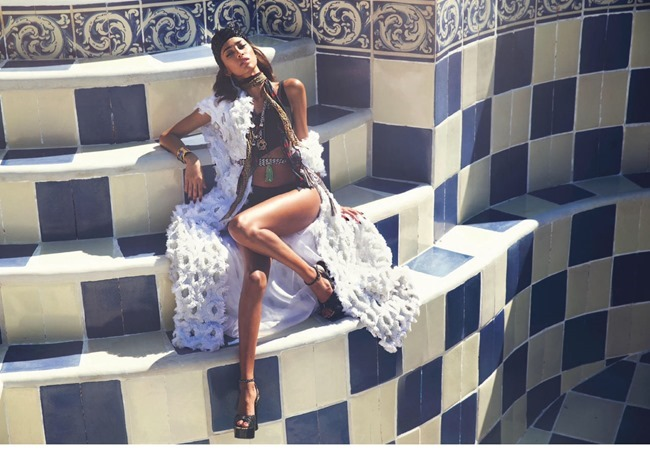 PORTER MAGAZINE Anais Mali by David Bellemere. Melanie Huynh, Spring 2015, www.imageamplified.com, Image Amplified (5)