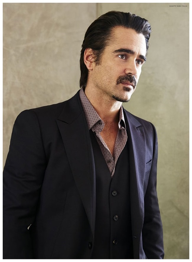VANITY FAIR ITALIA Colin Farrell by John Russo. Taylor Jacobson, January 2015, www.imageamplified.com, Image Amplified (6)