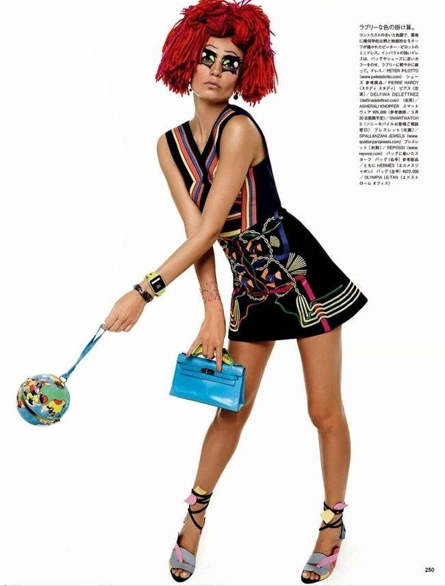 VOGUE JAPAN Natasha Poly by Gimapaolo Sgura. Anna Dello Russo, March 2015, www.imageamplified.com, Image Amplified (10)