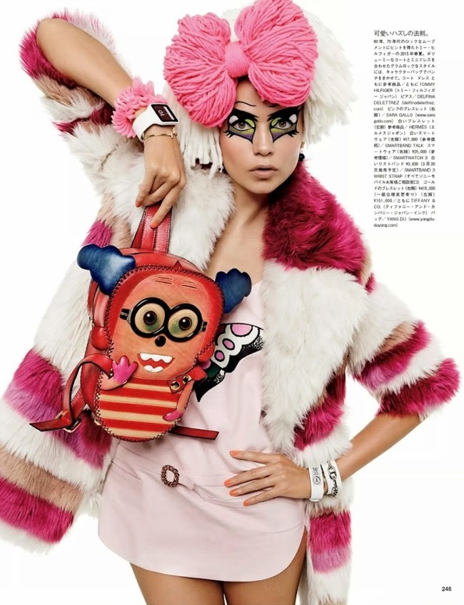 VOGUE JAPAN Natasha Poly by Gimapaolo Sgura. Anna Dello Russo, March 2015, www.imageamplified.com, Image Amplified (11)