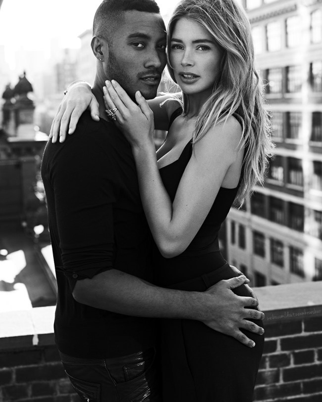 VOGUE NETHERLAND doutzen Kroes & Sunnery James by Paul Bellaart. Jetteke van Lexmond, March 2015, www.imageamplified.com, Image Amplified (19)