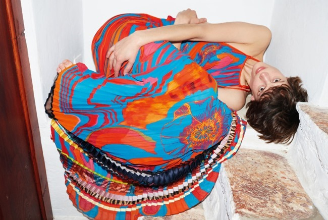 VOGUE UK Saskia de Brauw by Juergen Teller. Jane How, March 2015, www.imageamplified.com, Image Amplified (5)