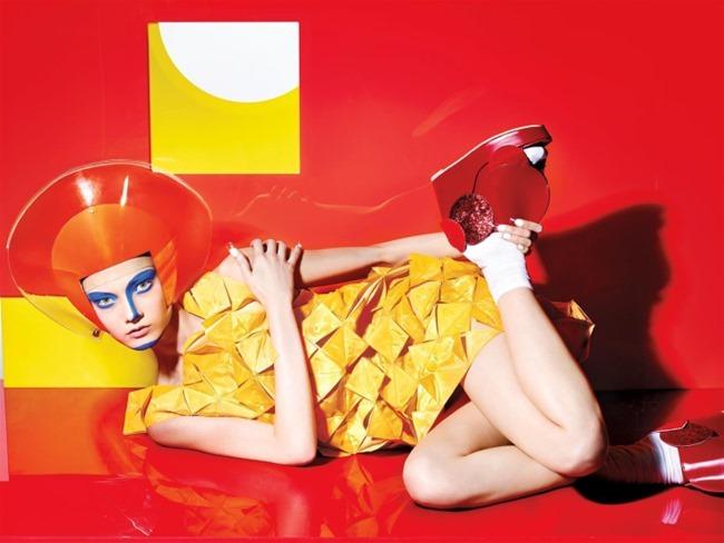 10 MAGAZINE Yumi Lambert by Richard Burbridge. Sophia Neophitou, Spring 2015, www.imageamplified.com, Image Amplified (7)
