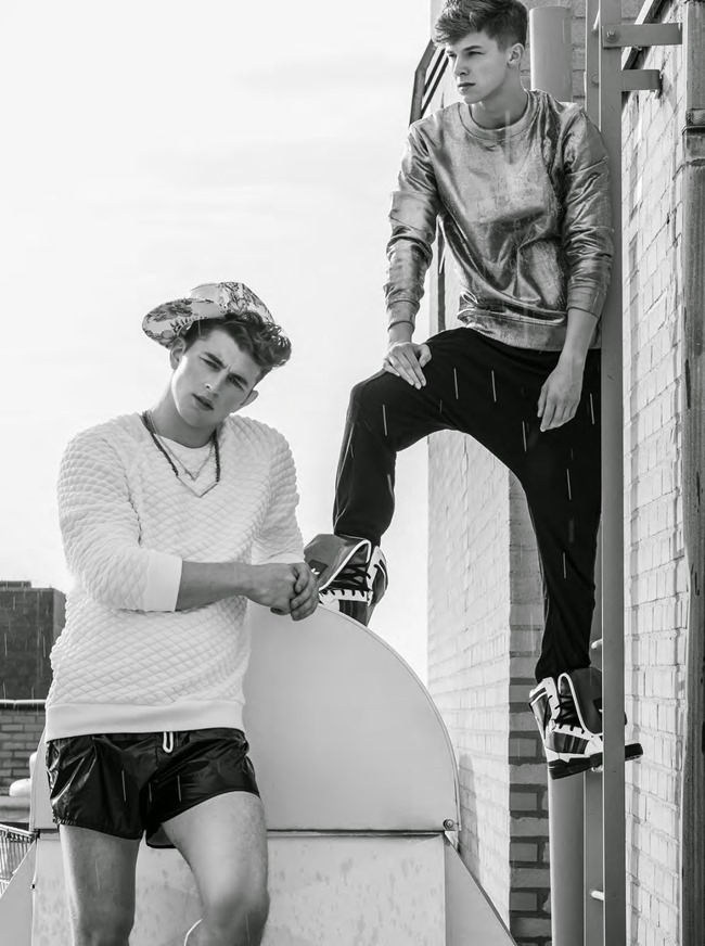 ADON MAGAZINE Ben Jordan & Michael Morgan by Brian Jamie. Spring 2015, www.imageamplified.com, Image Amplified (2)