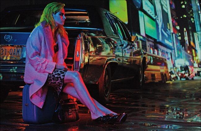 INTERVIEW MAGAZINE Kristen Stewart by Steven Klein. Karl Templer, March 2015, www.imageamplified.com, Image Amplified
