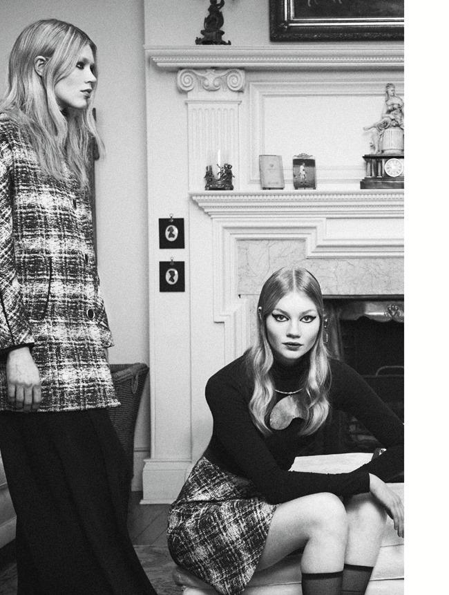 IO DONNA Alys Hale & Zanna van Vorstenbosch by Dima Hohlov. Kimi O'Neill, February 2015, www.imageamplified.com, Image Amplified (4)