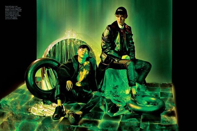 METAL MAGAZINE Sang Woo Kim & Simon Fitskie by Brian Huynh. Santi Rodriguez, Spring 2015, www.imageamplified.com, Image Amplified (9)