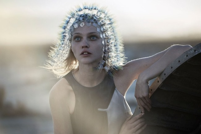 W MAGAZINE Sasha Pivovarova & Natalie Westling by Peter Lindbergh. Sarah Richardson, March 2015, www.imageamplified.com, Image Amplified (4)
