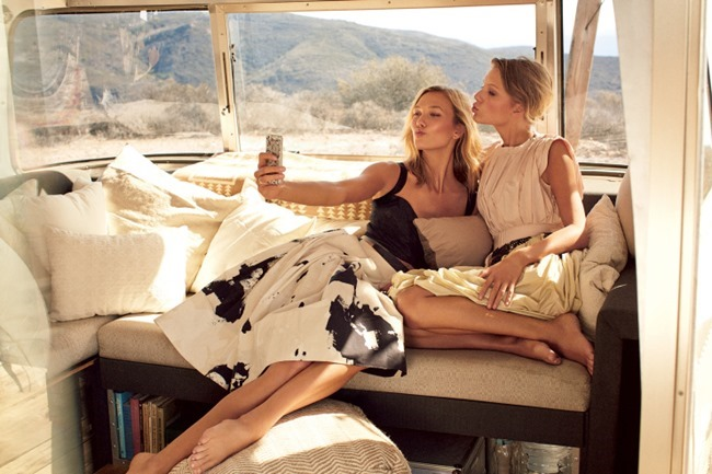 VOGUE MAGAZINE Karlie Kloss & Taylor Swift by Mikael Jansson. Tonne Goodmann, March 2015, www.imageamplified.com, Image Amplified (9)