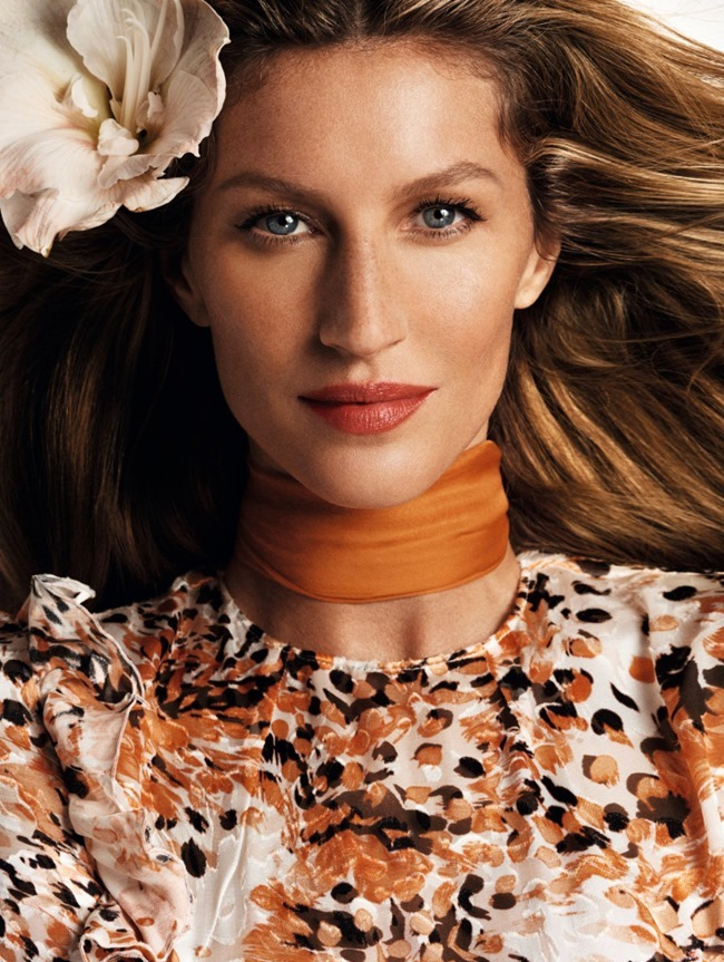 VOGUE CHINA Gisele Bundchen by Mario Testino. Anastasia Barbieri, March 2015, www.imageamplified.com, Image Amplified (3)