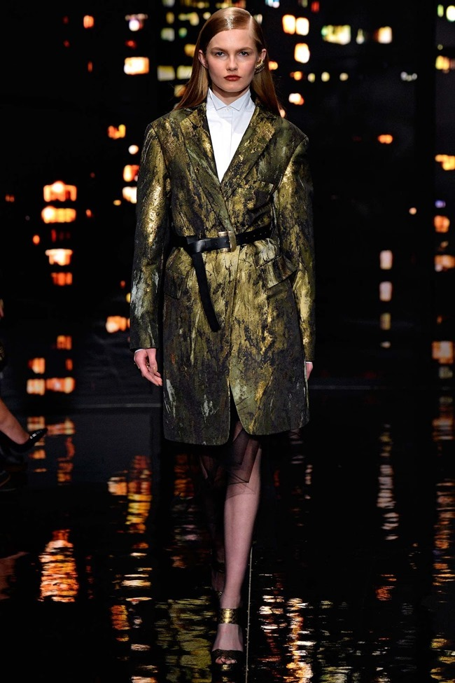 NEW YORK FASHION WEEK Dona Karan Fall 2015. www.imageamplified.com, Image Amplified (26)