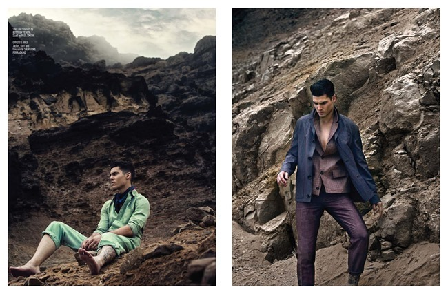 AUGUST MAN MALAYSIA Lima by Karl Simone. Fleur Huynh Evans, Spring 2015, www.imageamplified.com, Image Amplified (1)