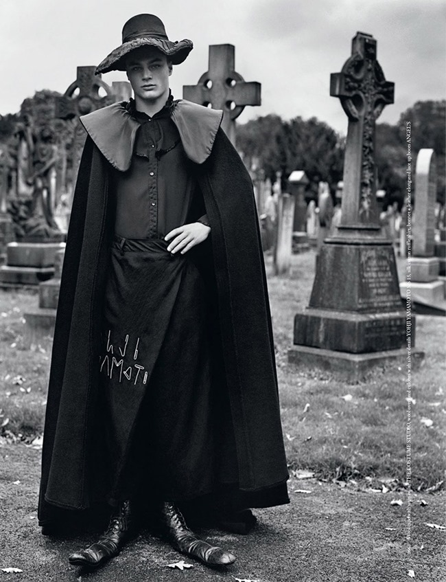 ARENA HOMME  Tyler Littlejohns by Alasdair McLellan. Benjamin Bruno, Spring 2015, www.imageamplified.com, Image Amplified (6)