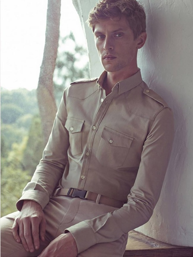 CAMPAIGN Mathias Lauridsen for Adolfo Dominguez Spring 2015. www.imageamplified.com, Image Amplified (2)