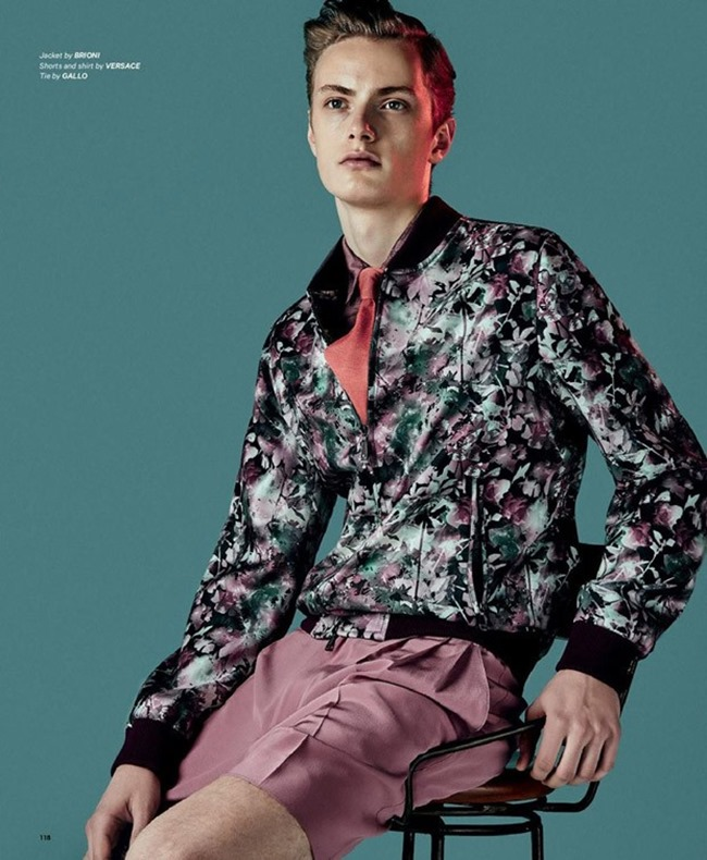 ESSENTIAL HOMME Dirk van der Graaf by Adriano Russo. Giuseppe Ceccarelli, Spring 2015, www.imageamplified.com, Image Amplified (7)