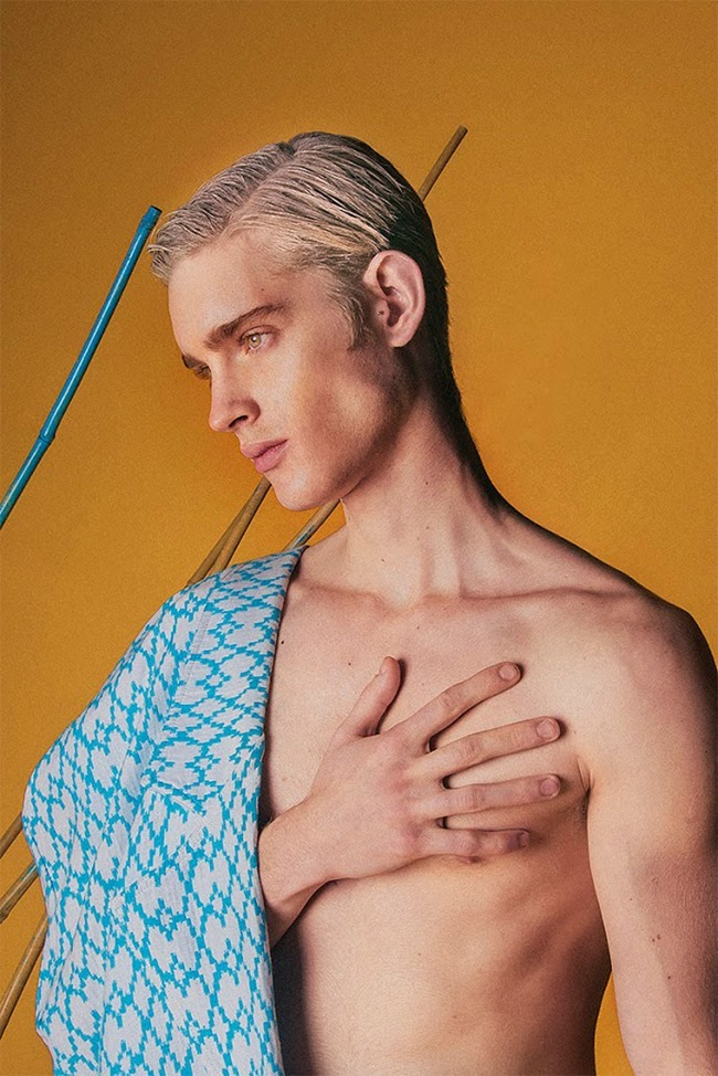 FASHION PHOTOGRAPHY Diego Moncada by Noah Pharrell. Andrea Roca, Spring 2015, www.imageamplified.com, Image Amplified (8)