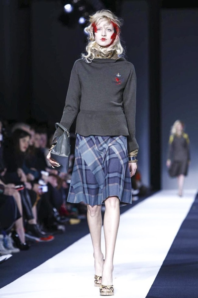 LONDON FASHION WEEK Vivienne Westwood Red Label Fall 2015. www.imageamplified.com, Image Amplified (16)