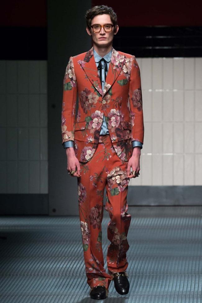 MILAN FASHION WEEK Gucci Fall 2015. www.imageamplified.com, Image Amplified (38)