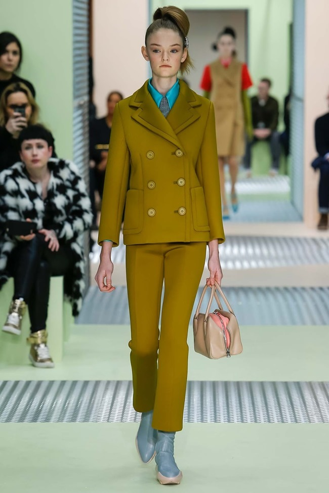 MILAN FASHION WEEK Prada Fall 2015. www.imageamplified.com, Image Amplified (1)