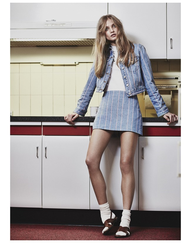MIXTE MAGAZINE Anna Selezneva by Emma Tempest. Dimphy den Otter, Spring 2015, www.imageamplified.com, Image Amplified (6)