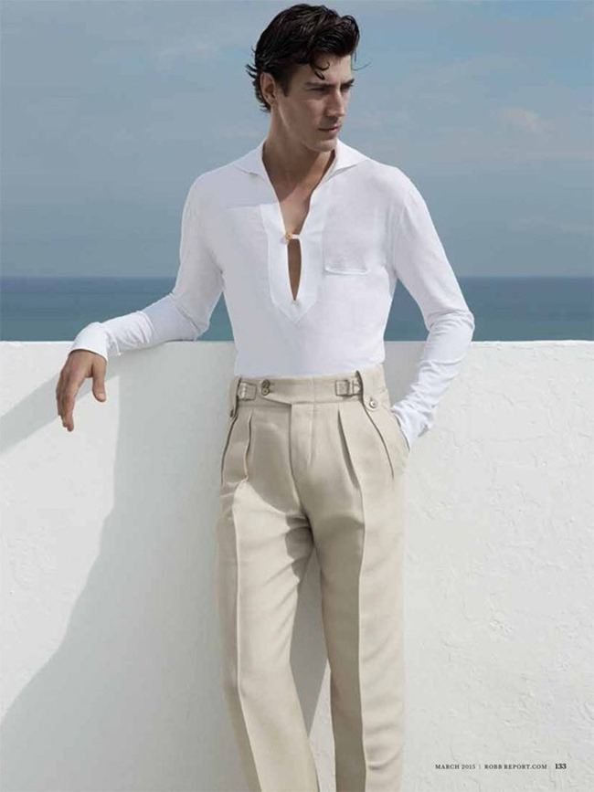 ROBB REPORT Oriol Elcacho by David Roemer. Christopher Campbell, Spring 2015, www.imageamplified.com, Image Amplified (5)
