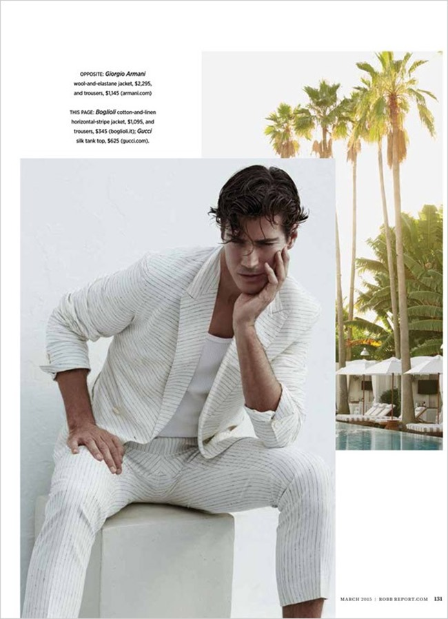 ROBB REPORT Oriol Elcacho by David Roemer. Christopher Campbell, Spring 2015, www.imageamplified.com, Image Amplified (3)