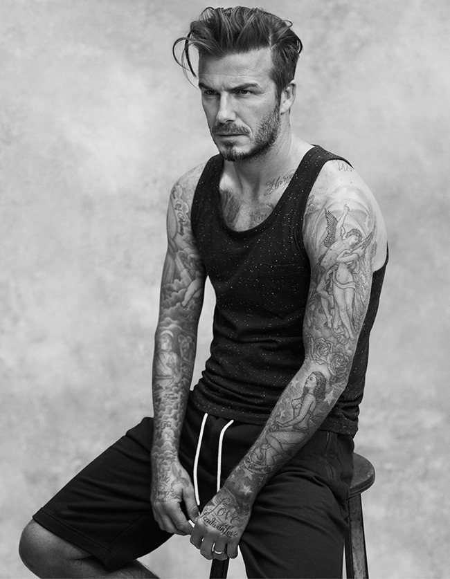 CAMPAIGN David Beckham for David Beckham Bodywear 2015. www.imageamplified.com, Image Amplified (2)