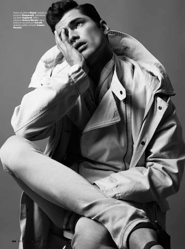 ESQUIRE SERBIA Sean O'Pry by Saverio Cardia. Ivan Rasic, Spring 2015, www.imageamplified.com, Image Amplified (5)