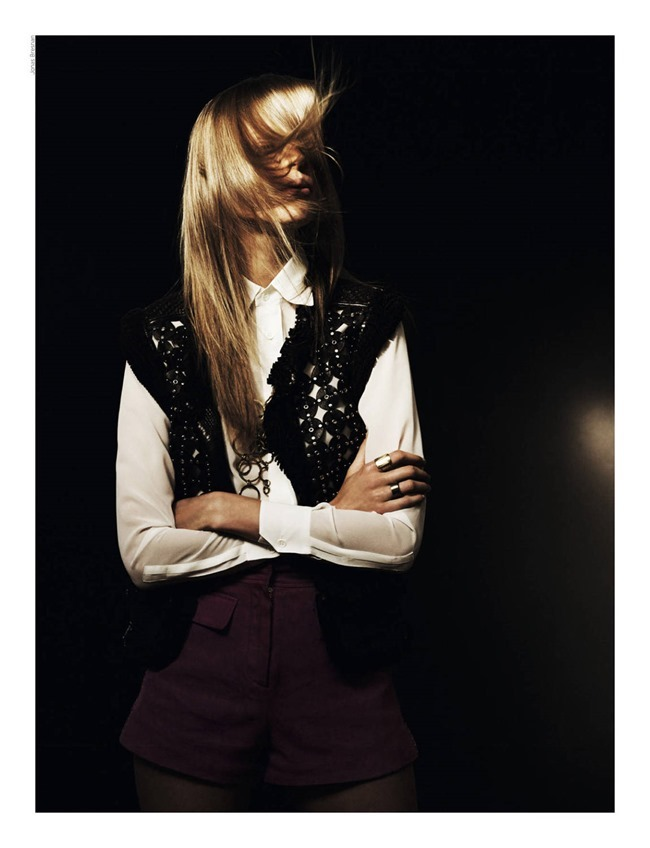FRENCH REVUE DE MODES Elisabeth Erm by Jonas Bresnan. Marcell Rocha, Spring 2015, www.imageamplified.com, Image Amplified (2)