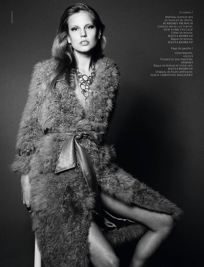 FRENCH REVUE DE MODES Elisabeth Erm by Jonas Bresnan. Marcell Rocha, Spring 2015, www.imageamplified.com, Image Amplified (4)