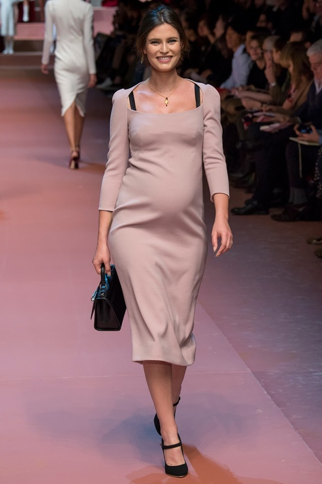 MILAN FASHION WEEK Dolce & Gabbana Fall 2015. www.imageamplified.com, Image Amplified (3)